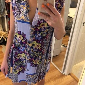 MinkPink Purple Tunic